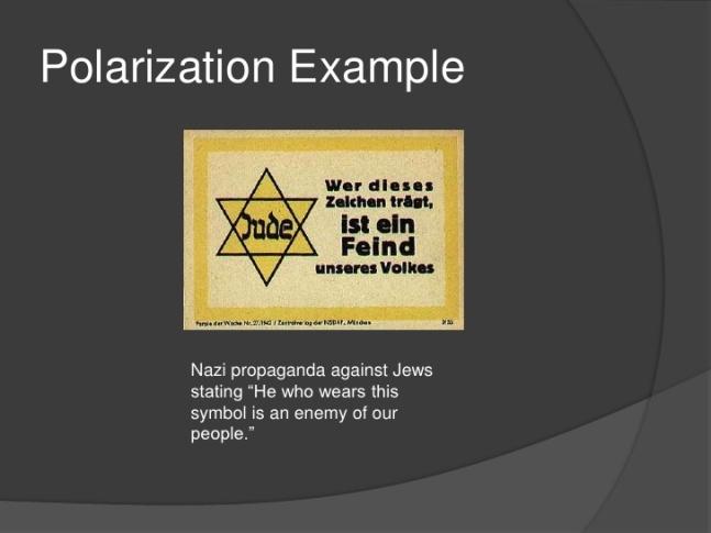NAZI Propaganda pre-WWII.